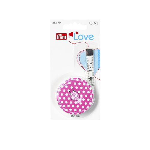 Prym Love Retractable Measuring Tape 282714