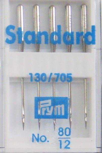 Prym 80/12 Standard Sewing Machine Needle