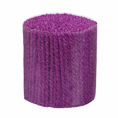 Latch Hook Yarn - Plum
