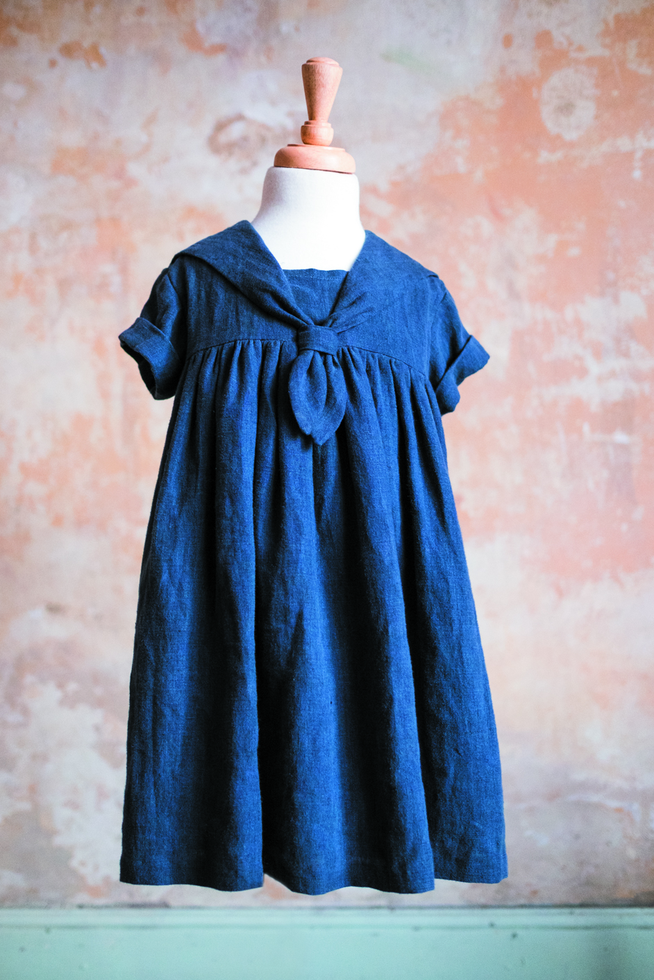 The Skipper Childrens Dress - Girls Sewing Patterns from Merchants and Mills