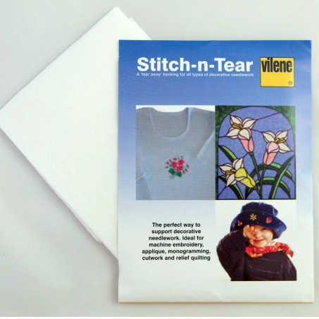 Stitch N Tear Pack Vilene