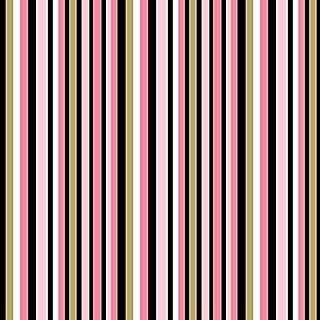 Stripes - Believe In Magic by Sandra Will for Northcott Fabrics