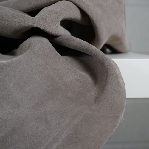 Suede - 1.6mm - Grey Taupe Colour 311