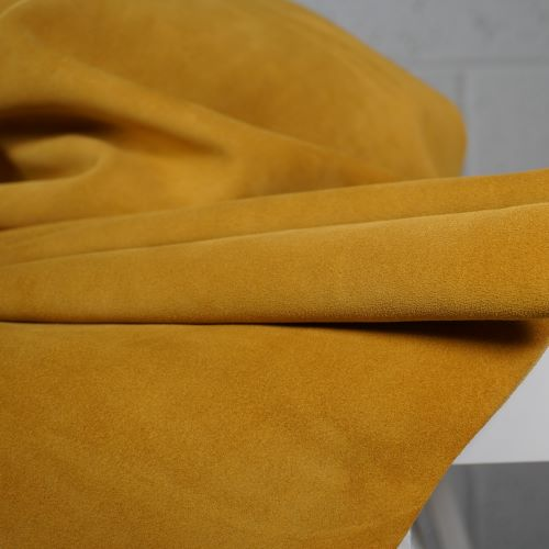 Suede - 1.6mm - Mineral Yellow Colour 316
