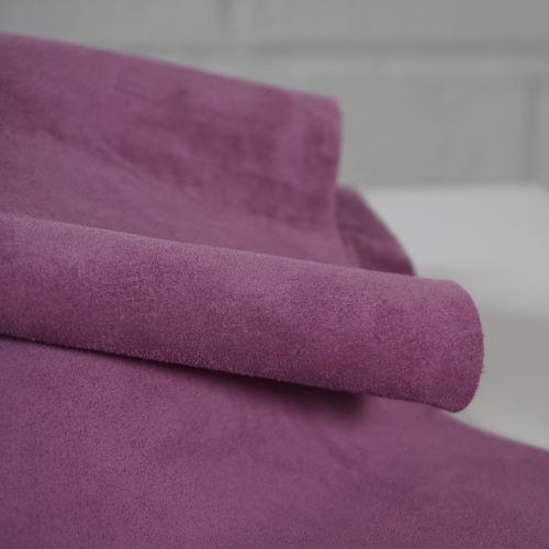 Suede - 1.6mm - Purple Firenze 341