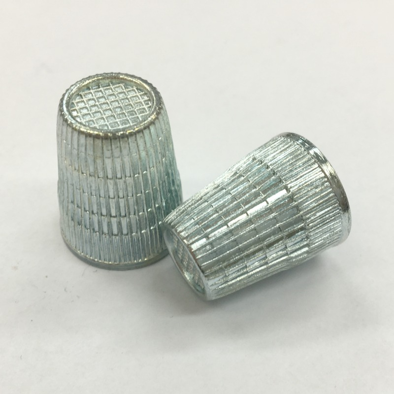 Prym - Metal Thimble - 16mm - Finger Protection - Sewing Aid