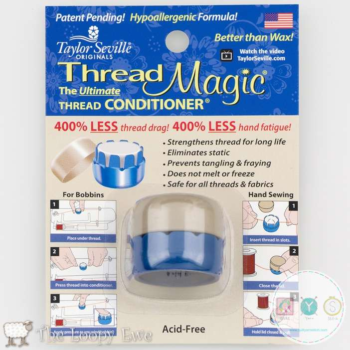 N494 - Thread Magic - Thread Conditioner - Strengthener - by Taylor Seville