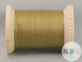 YLI Hand Quilting Waxed Cotton Thread - Light Brown 211-04-003 - Waxed