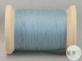 YLI Hand Quilting Glazed Cotton Thread - Robin Blue 211-04-012 - Waxed