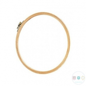 DMC Wooden Embroidery Hoop - 10 Inches