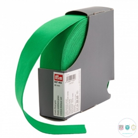 Prym Waistband Elastic - 38mm - Kelly Green - Dressmaking Elastic