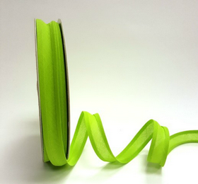 Lime Green Bias Tape. Price per yard.