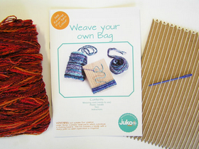 Weave Your Own Bag Kit