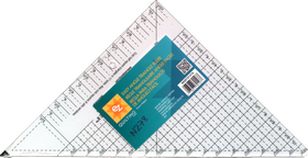 Ez Quilting Easy Angle II Ruler  - By Sharon Hultgren for Simplicity Creative - Patchwork & Quilting