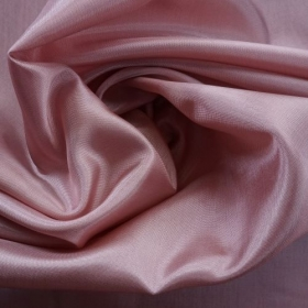 Lining Fabric - Acetate Taffeta in Petal - Dusty Purpley Pink