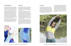 Sew Your Own Active Wear - Sportswear Book with Patterns - by Melissa Fehr - Dressmaking