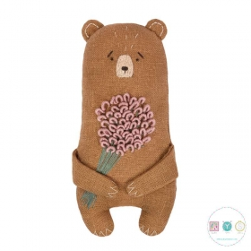 Aroma Bear Kit - Linen Scented Sachet Toy by MiaDolla - Make Your Own - Gift