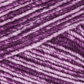 Stylecraft Wool - Batik Dk Yarn - Plum Purple Mix 1907
