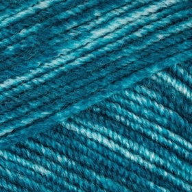 Stylecraft Wool - Batik Dk Teal Blue Mix 1909