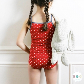Belle Girls Underwear - Ages 3- 12 - by Ikatee - French Sewing Patterns for Kids - Childrens Dressmaking