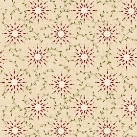 Prairie Vine on Beige - 108