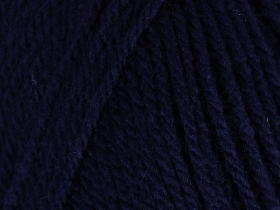 Hayfield Bonus DK Wool - Navy Blue Knitting Yarn 971