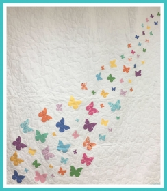 Fusible Butterflies for Appliqué