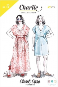 Closet Case - Caftan Dress - Ladies Sewing Pattern - Dressmaking