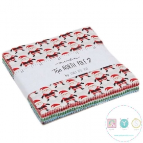 The North Pole - Charm Pack (42) 5