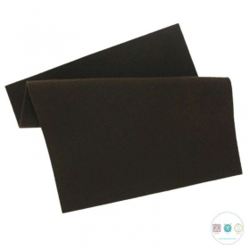 Dark Brown Felt Sheet - 12