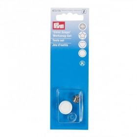 Prym Colour Snaps Tool Set - for use with Prym Vario Pliers