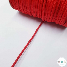Red Cord - 3mm approx - Cording - Haberdashery