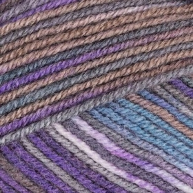 Stylecraft Wool - Batik Elements Yarn - Dk Mercury Colour Mix 1936