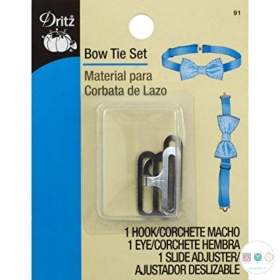 Dritz Bow Tie Set - Dressmaking Tools & Accessories