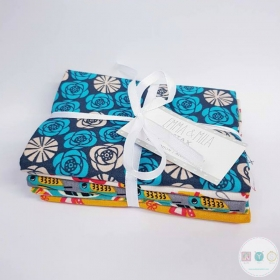 Birds Of A Feather Stax Fat Quarter Fabric Bundle - Precuts - by Emma and Mila - Patchwork & Quilting