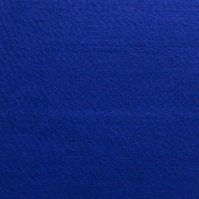 Royal Blue Felt Sheet  - 12