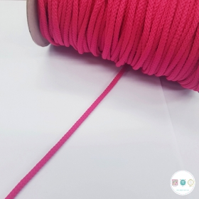 Cerise Pink Cord - 3mm approx - Cording - Haberdashery