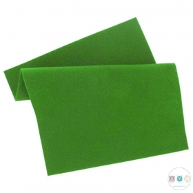 Grass Green Felt Sheet - 12
