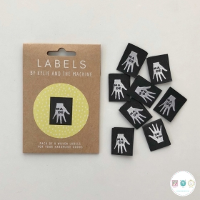 Hand MADE Labels - by Kylie and the Machine - for all Handmade Items - Dressmaking & Knitting