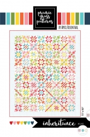 Inheritance Quilt Pattern - by April Rosenthal for Prairie Grass Patterns - Sewing Pattern