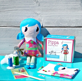 Pippa Doll Sewing Kit