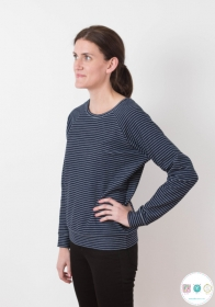 Linden Sweatshirt - Jumper - Ladies Sewing Pattern - by Grainline Studio - Dressmaking