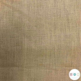 Linen Look printed with Beige Canvas - 200gr/m2 - Canvas Fabric - Ottoman - Upholstery