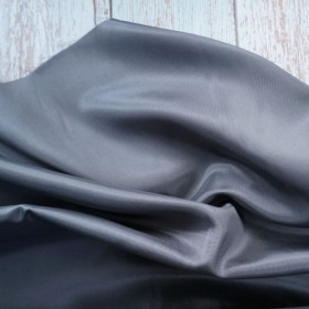 Lining Fabric - Acetate Taffeta in Neptune Grey