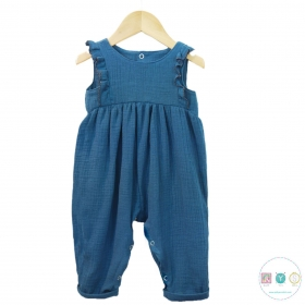 Madrid Jumpsuit - by Ikatee - French Sewing Patterns for Kids - Childrens Dressmaking