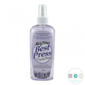 Mary Ellens Best Press Starch - Lavender Fields - Liquid Spray
