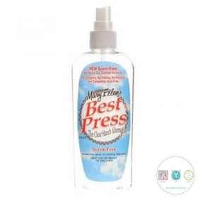 Mary Ellens Best Press Starch - Scent Free - Liquid Spray