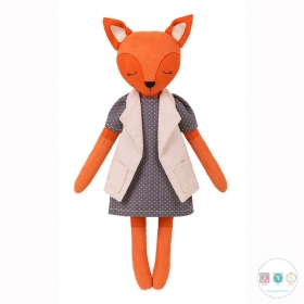Melissa The Fox Sewing Kit - D.I.Y Kit from MiaDolla - Make Your Own Toy - Gift