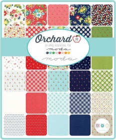 Orchard- Jellyroll - by April Rosenthal for Moda Fabrics - Patchwork & Quilting Pre-cuts
