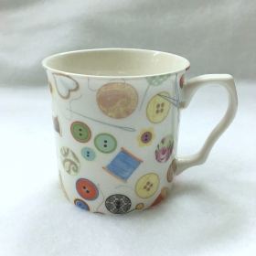 Shannonbridge Sewing Mug